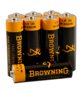 BATTERIES (PACKS OF 8)