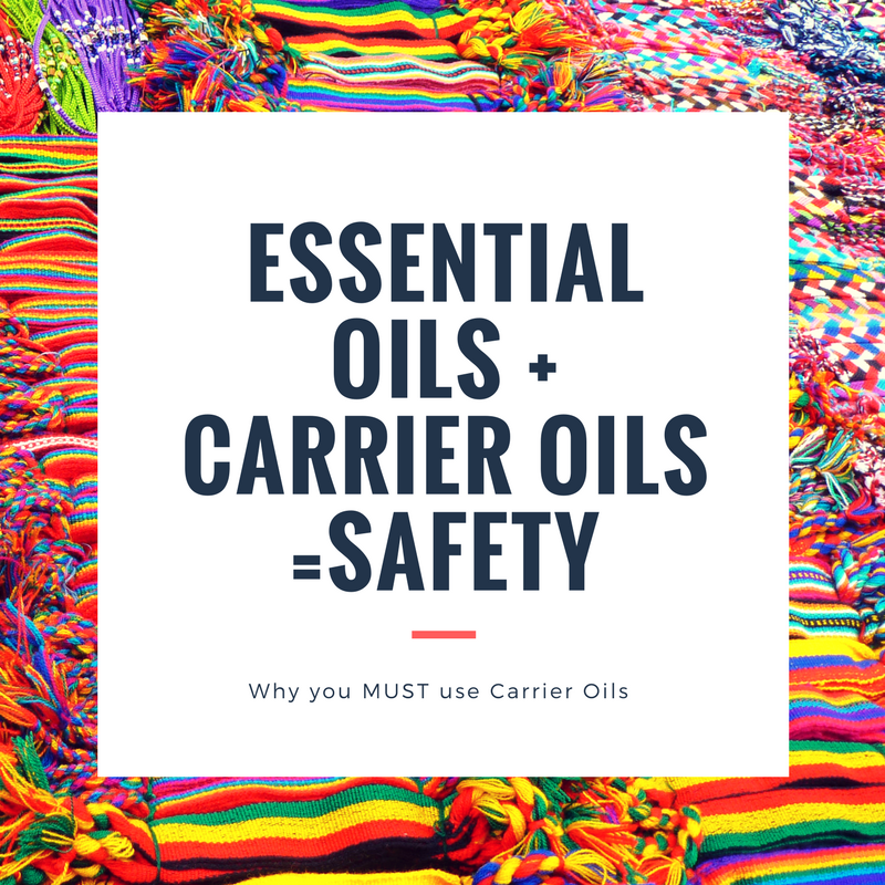 Why You NEED a Carrier Oil