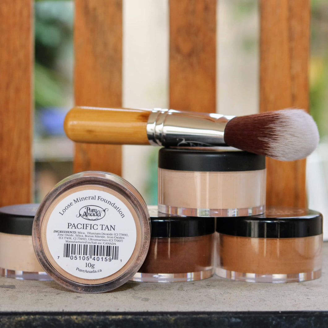 Pure Anada Loose Mineral Foundation - The Mockingbird Apothecary & General Store