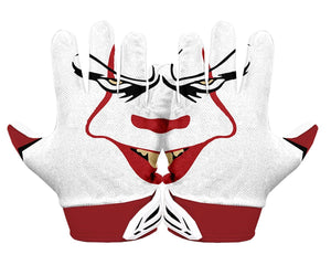 Thumbnail CLOWN Custom Football Glove Design