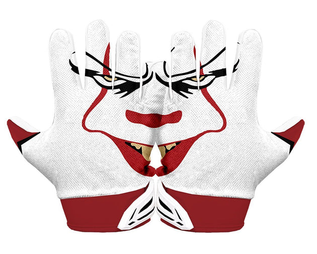 CLOWN 2.0 Football Gloves