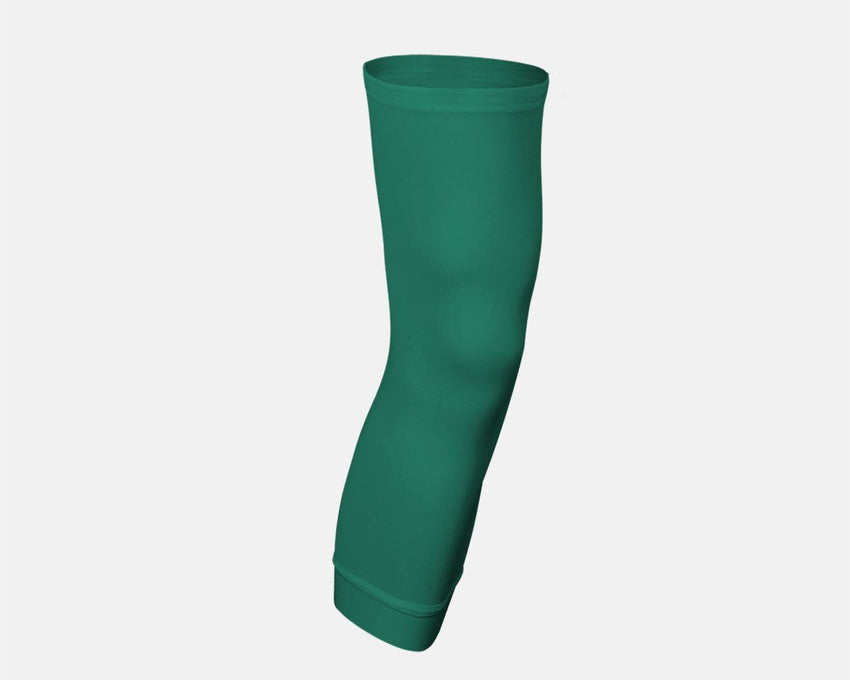 Celtics Green Single Basketball Compression Leg Sleeve