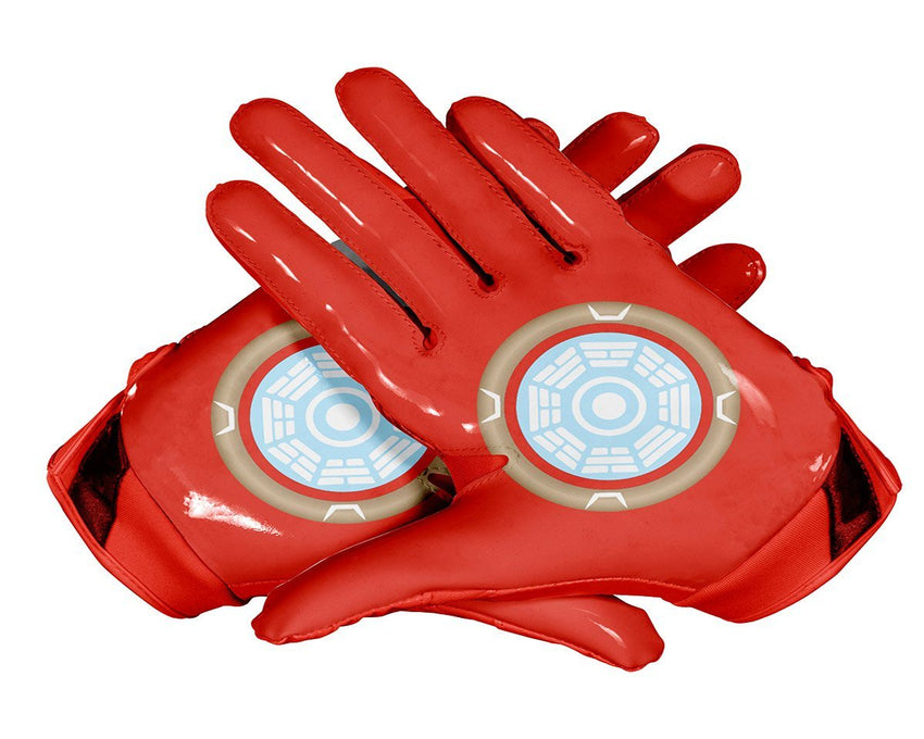 NEBULA Custom Football Glove Palm Design