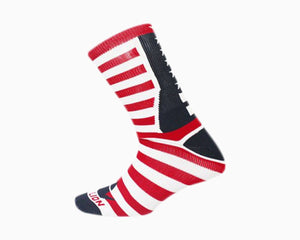 Pride USA Flag Socks