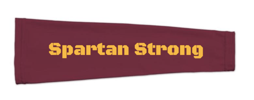 Spartan Strong Custom Arm Sleeve