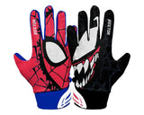 SPIDER VENOM Football Gloves
