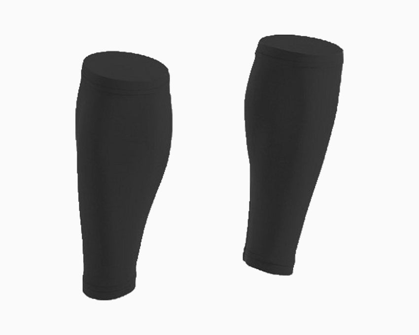 Black Pair of Calf Sleeves