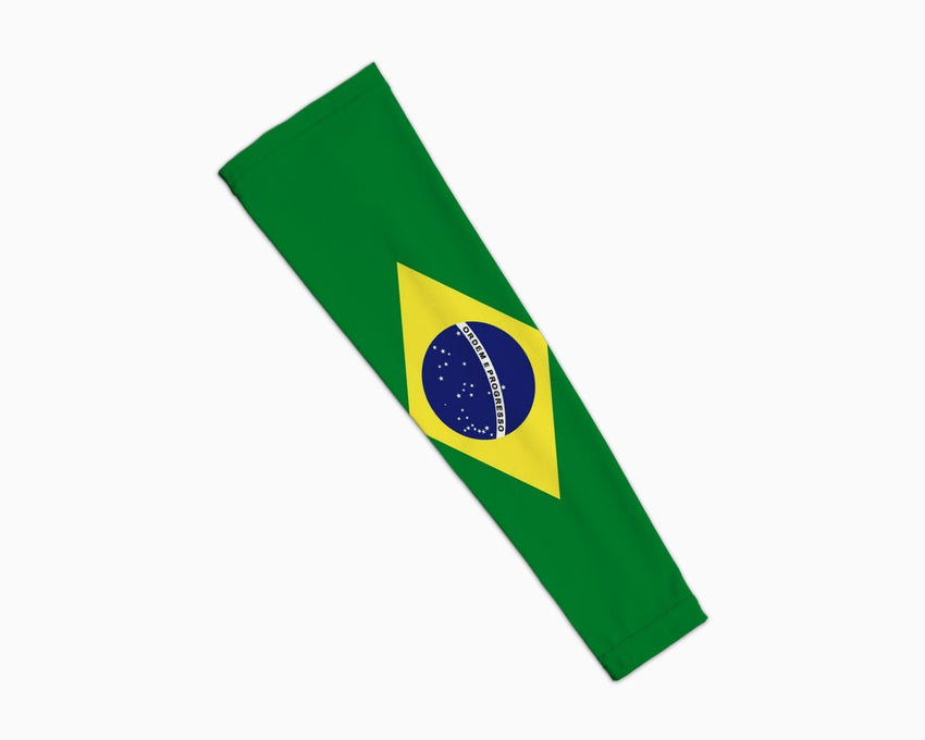 Brazil Flag Arm Sleeve