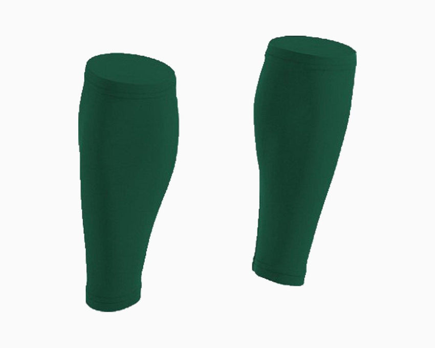 Forrest Green Compression Calf Sleeves