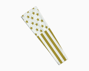 Gold American Flag Arm Sleeve