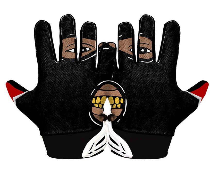 GOON SQUAD Custom Football Upper Hand Design