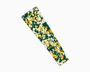 Green Yellow Digi Arm Sleeve