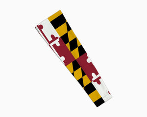 Maryland Flag Compression Arm Sleeve