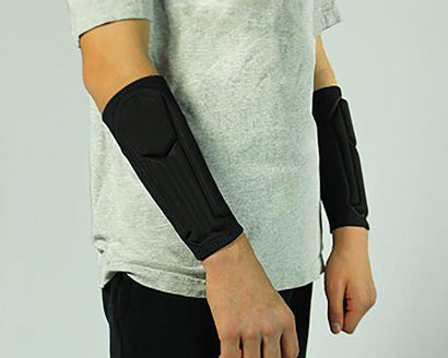 Padded Protective Forearm Sleeves (Pair)