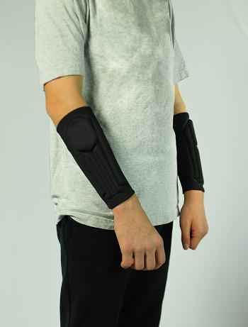 Custom Padded Protective Forearm Sleeves