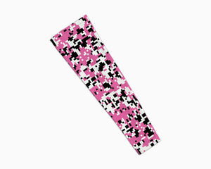 Pink Black Digi Arm Sleeve
