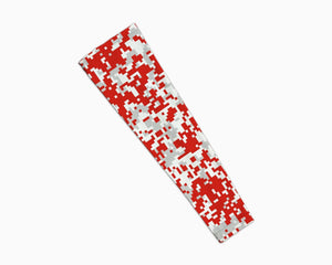 Red Grey Digi Arm Sleeve