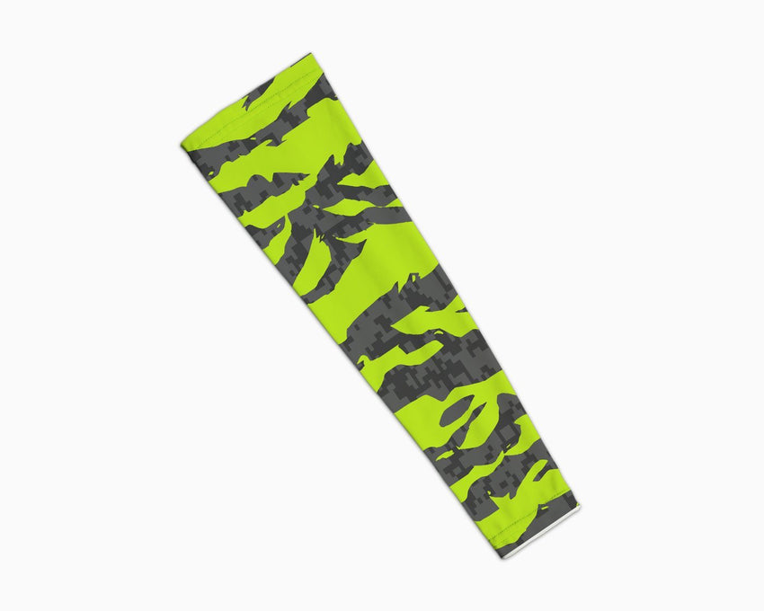 Stripe Neon Glow Arm Sleeve