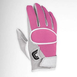 Cutters Pink Football Receiver Gloves (PAIR)
