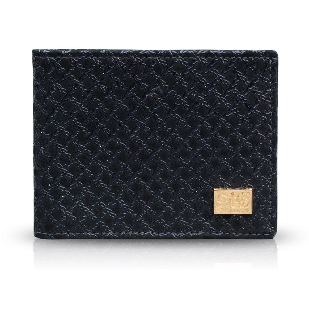 Declan Black Caged Wallet