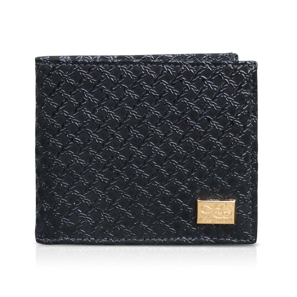 Jordan Black Caged Wallet