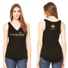 Ladies V-neck Tank Tops
