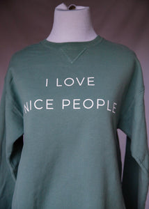 Your Favorite Crewneck Sweatshirt