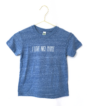 Toddler Tri Blend Crew Neck