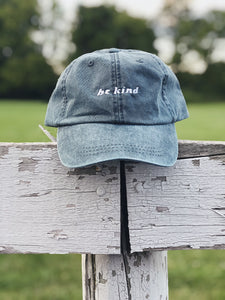 I Love Nice People Be Kind Hat - Ball Cap