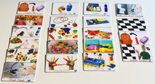 Preschool daily routine picture schedule. Autism, communication resource