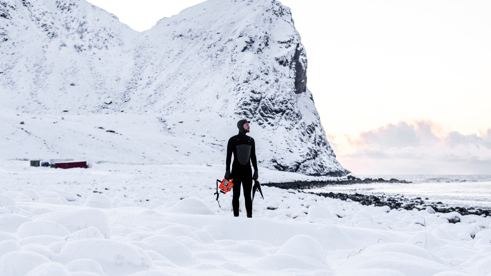Shooting in the Arctic with Hallvard Kolltveit