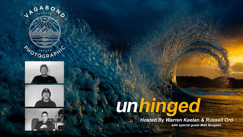 Unhinged with Ocean Photographer Matt Burgess