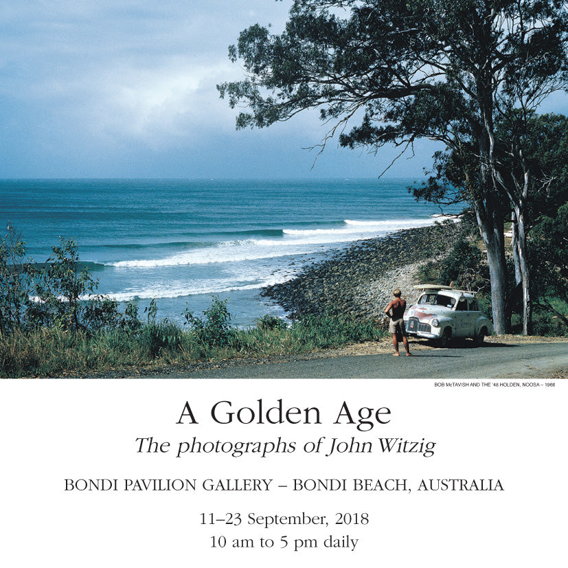 John Witzig Bondi Exhibition September 2018