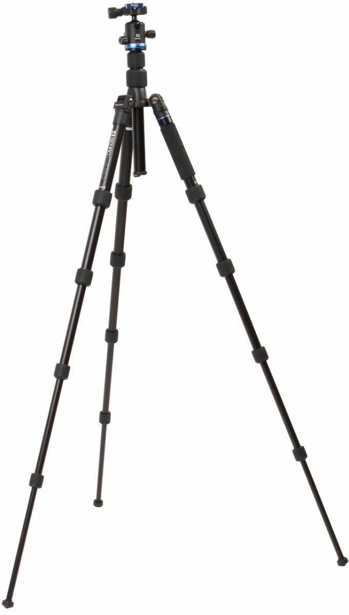 Benro iFoto Aluminium Tripod Kit With Ball head