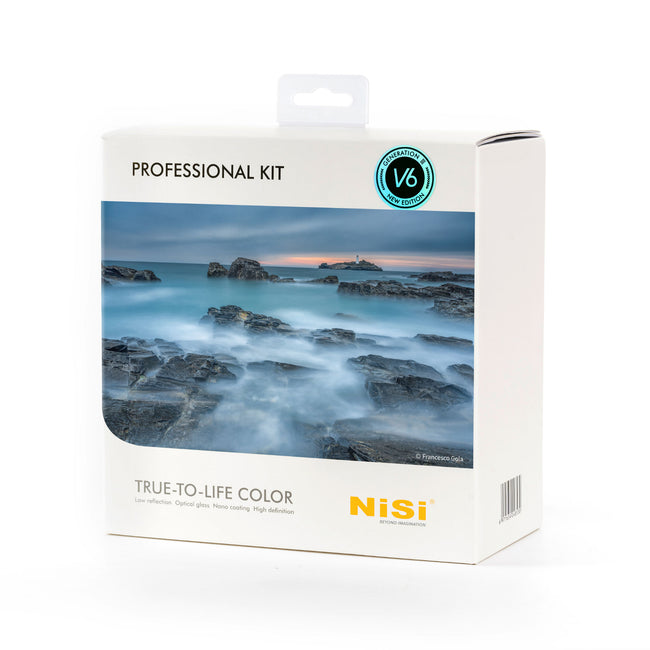 Nisi Filters 100mm Professional Kit Generation III