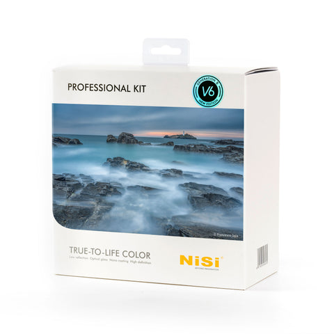 Nisi Filters 100x150mm Reverse Graduated Neutral Density Filter