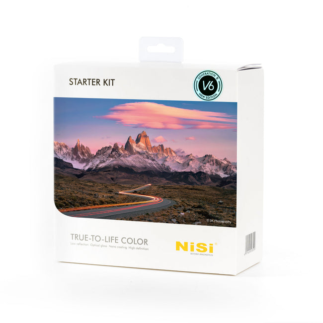 Nisi Filters 100mm Starter Kit Generation III