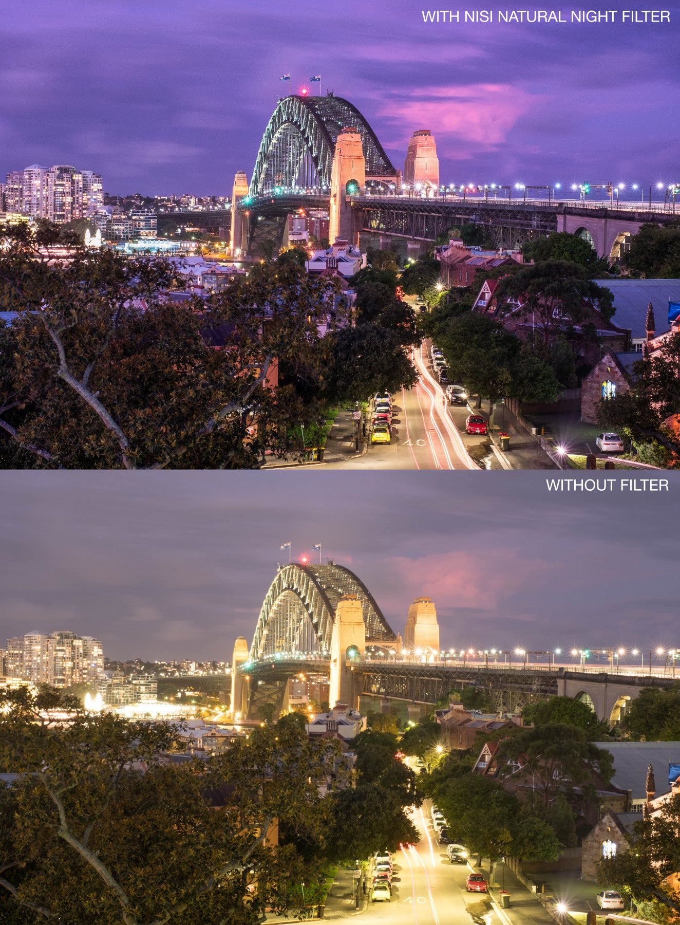 Night-Scene-Astro-Photography-Filter-Comparrison-Without-Filter-Nisi-Filters-100x100mm-Natural-Night-Filter-Nisi_Filters-Australia