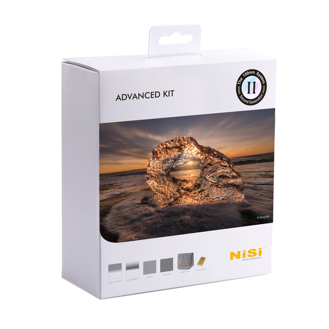 Nisi Filters 150mm System Advance Kit Second Generation II