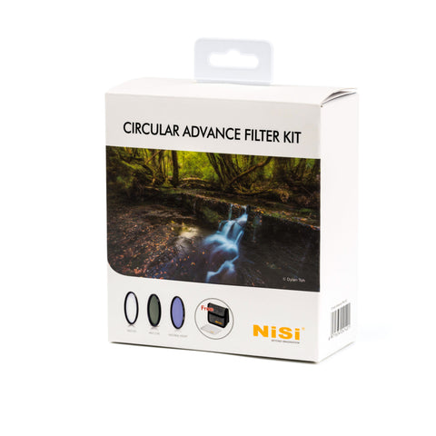 Nisi Filters Circular Neutral Density Filter Kit