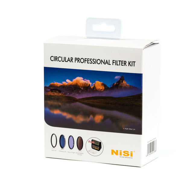 Nisi Filters Circular Filter Professional Kit