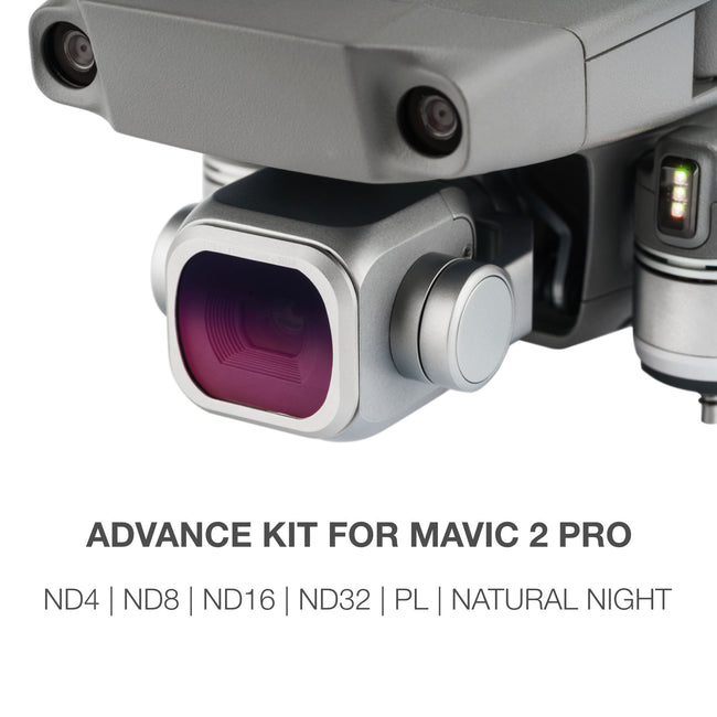Nisi Mavic Pro 2 Filter Advanced Kit+