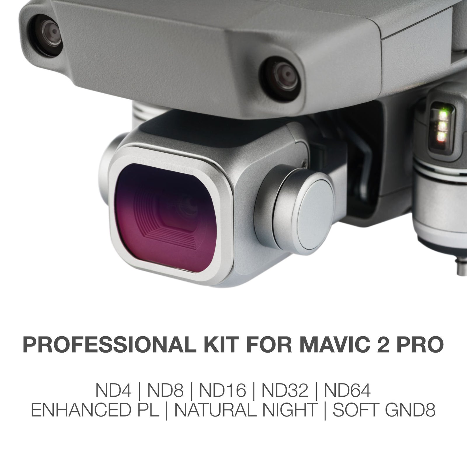 Nisi Mavic Pro 2 Filter Professional Kit