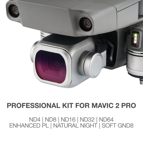Nisi Mavic Pro 2 Filter Starter Kit+