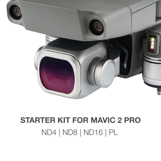 Nisi Mavic Pro 2 Filter Starter Kit