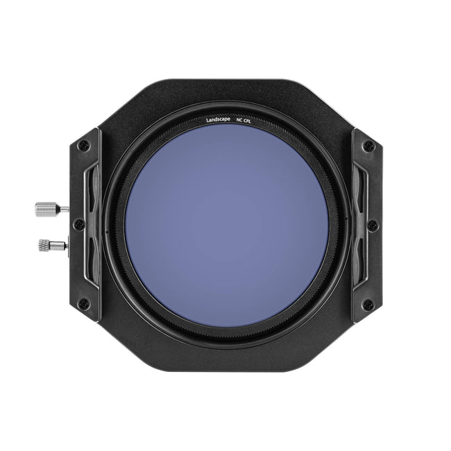 Nisi V6 100mm Aluminium Filter Holder With Circular Polarising Filter