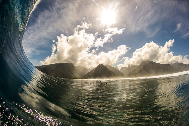 Tahitian Ocean Photography Adventure
