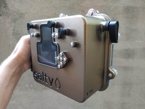 Salty A-Pro Underwater Housing