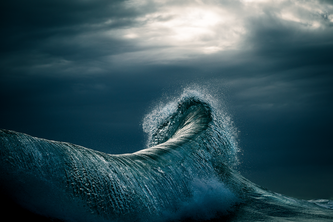 Ocean Photography Experience with Warren Keelan & Russell Ord:  Wollongong