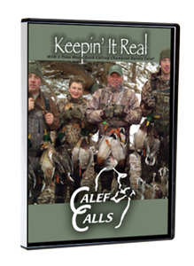 Keepin It Real Duck Hunting DVD